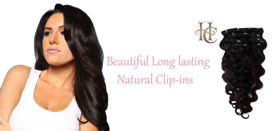 Natural Clip-ins Extensions