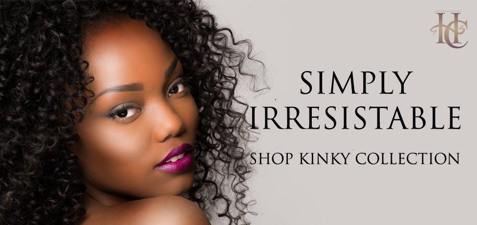 Irresistable Kinky Curly