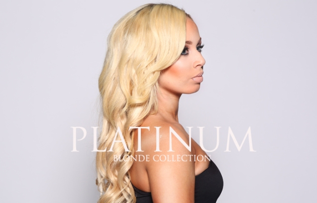 Blonde Remy Hair extensions
