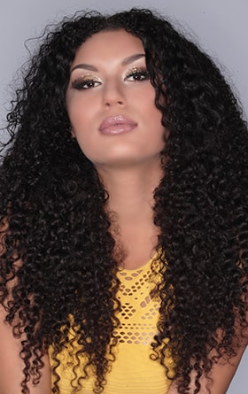 Virgin Indian Remy Kinky Curly