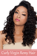 Curly Virgin Remy Hair