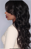 side view of the virgin body wave hair extensions