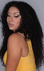 beautiful virgin indian kinky curly hair